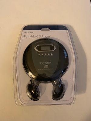 Insignia portable CD player (Open box) for Sale in Clovis, CA