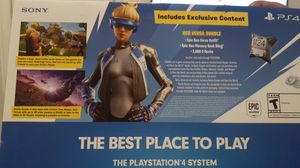Playstation 4 fornite included for Sale in Opa-locka, FL