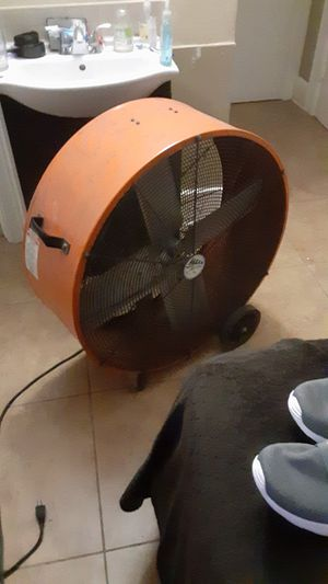 Commercial fan for Sale in St. Petersburg, FL