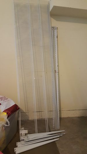 "ClosetMaid 6' x 12"" shelf for Sale in Diamond Bar, CA"