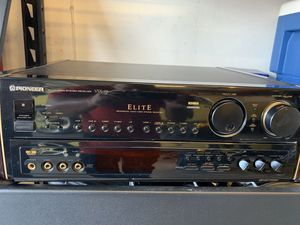 Pioneer elite receiver for Sale in North Las Vegas, NV