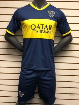 Soccer uniforms uniformes de futbol local boca for Sale in Los Angeles, CA
