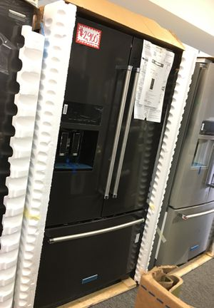 """KitchenAid-36 """" 27-cu.ft French door refrigerator brand new open box with manufacture warranty for Sale in Laurel, MD"""