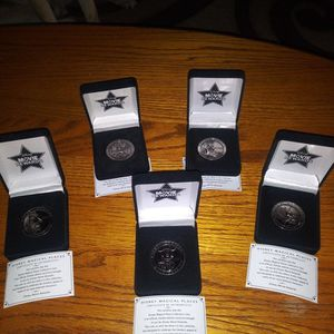 Disney Collector Coins for Sale in Elk Grove, CA