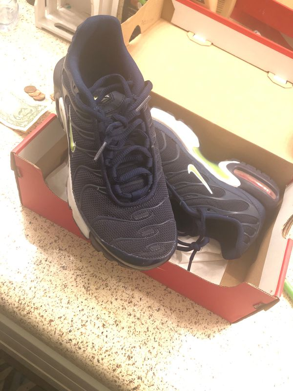 Air max plus (GS) size 5y