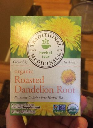 Traditional Medicine Roasted Dandelion Root tea for Sale in Alexandria, VA