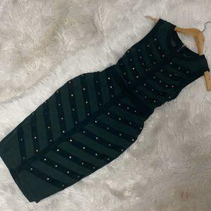 Mesh green midi dress for Sale in Glendale, AZ