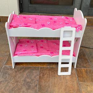 Kidkraft Doll Bunk Bed for Sale in Hialeah, FL