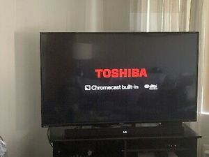 55 inch Toshiba smart tv for Sale in Atlanta, GA