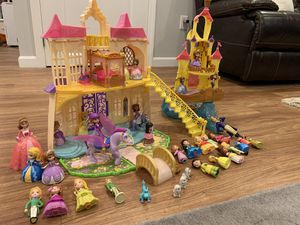Sofia the first talking castle and floating palace for Sale in Lincoln, RI