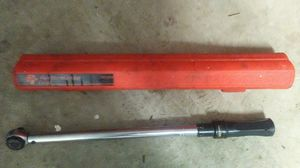 Performance torque wrench m199 for Sale in Nashville, TN