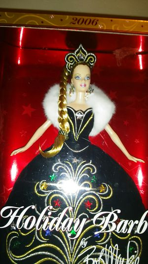 The Bob Mackie Barbie holiday for Sale in Duncanville, TX