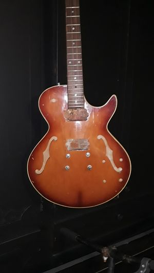 Original hondo guitar body bare for Sale in Fort Worth, TX