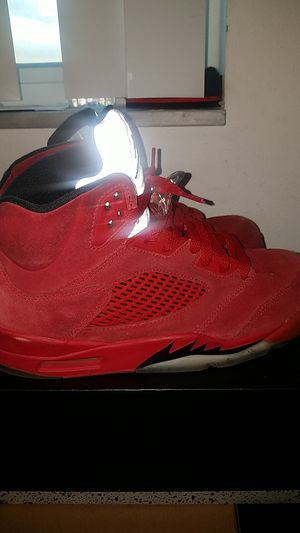 Jordan Retro 5 Red for Sale in West Palm Beach, FL