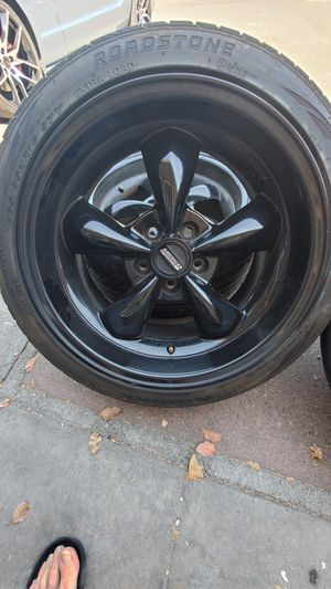American muscle wheels rims for Sale in North Highlands, CA