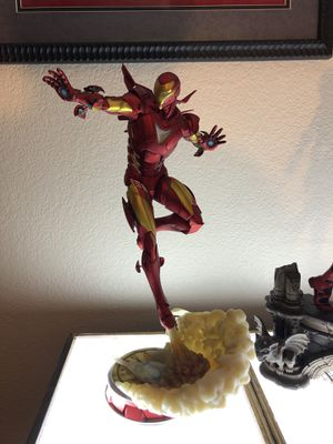 """Sideshow Iron Man Extremis MKII Statue 21.75"""" for Sale in Lynnwood, WA"""