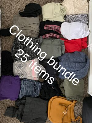 25 pieces of clothes for Sale in Vancouver, WA