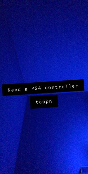 Need a PS4 controller for Sale in Sacramento, CA