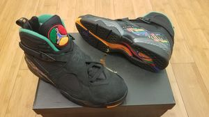 Jordan retro 8's size 5.5y for youths. for Sale in Lynwood, CA