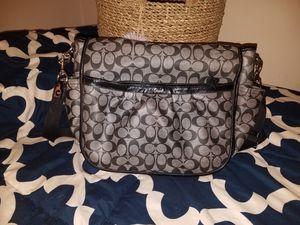 Coach PVC signature bag for Sale in Lynn, MA