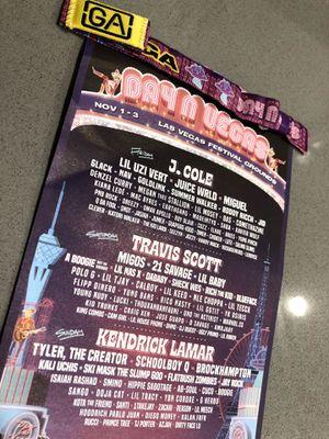 Day N Vegas- 3 Day GA Pass for Sale in Santa Ana, CA