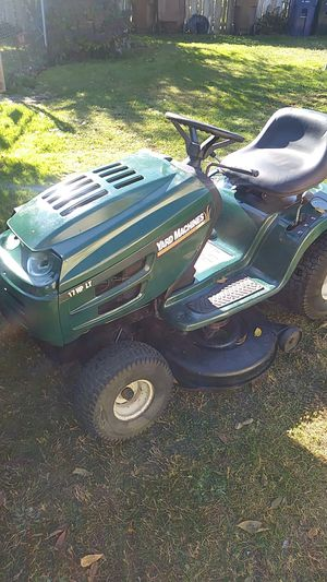 Yard Machine riding lawn mower for Sale in Tacoma, WA