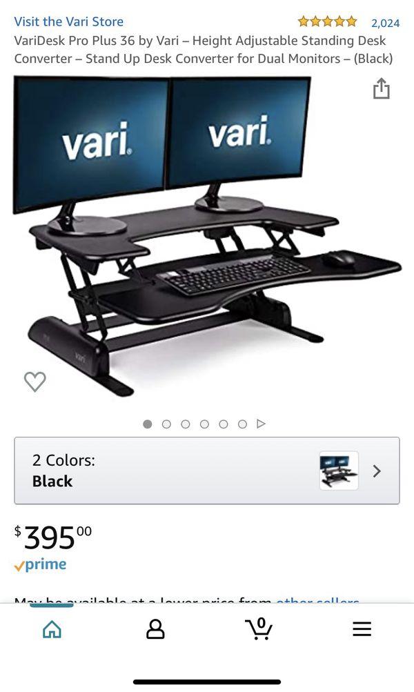 VariDesk Pro Plus 36 by Vari