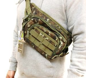 Brand NEW! Green Digital Tactical Crossbody/Shoulder/Side Bag/Waist/Fanny Pack/Pouch For Work/Traveling/Hiking/Fishing/Sports/Gym/Biking/Camping $14 for Sale in Carson, CA