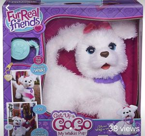 FurReal Friends Get Up & GoGo My Walkin' Pup Pet for Sale in Fountain Valley, CA