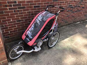 FS: Chariot Cougar 1 Bike Trailer & Stroller for Sale in Silver Spring, MD