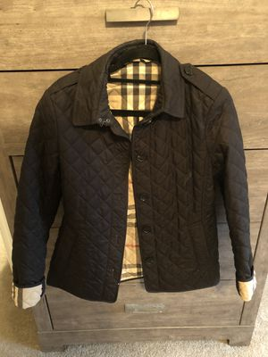 Burberry Brit Quilted Jacket for Sale in Virginia Beach, VA