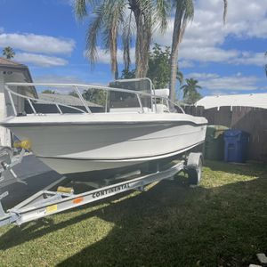 2000 Angler 19ft Center Console Water Ready for Sale in Hollywood, FL