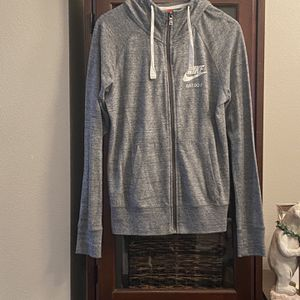 Nike Gym Vintage Full Zip Hoodie Women's Size Small for Sale in Bothell, WA