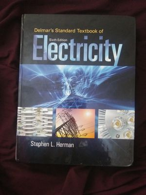 Electricity sixth edition for Sale in Hermon, ME