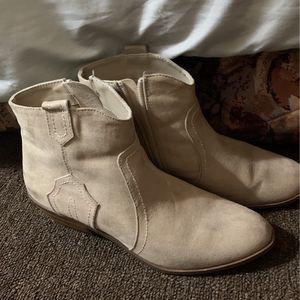 Tan Short Boots for Sale in Marietta, GA