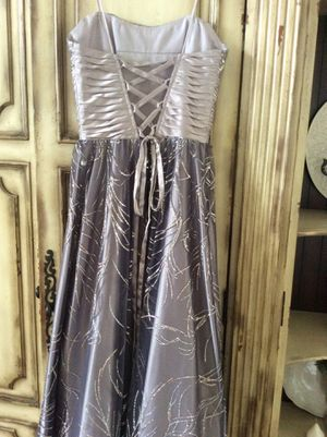 Quinceanera prom dress with matching purse size size 0 for Sale in Miramar, FL