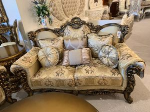 Sofa set 3 pcs . $2980 by order for Sale in Phoenix, AZ