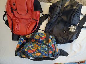 Nixon Backpack Dakine duffle for Sale in Phoenix, AZ