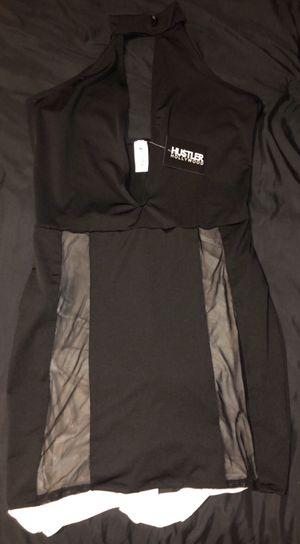XL HUSTLER Sheer mesh cutout dress! for Sale in University Place, WA