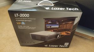 4k projector for Sale in Houston, TX