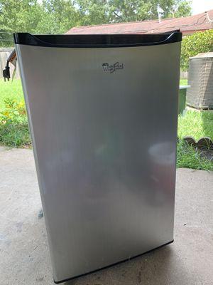 Whirlpool mini fridge for Sale in Houston, TX