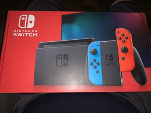 Brand new nintendo switch! for Sale in Riverbank, CA