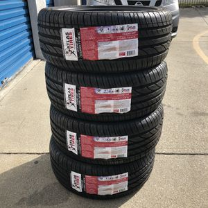 215/45/17 Atlas Tires New for Sale in Los Angeles, CA