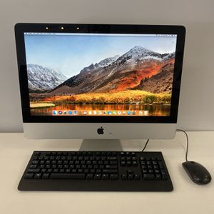 Apple iMac 21.5 inch Desktop for Sale in Huntington Beach, CA