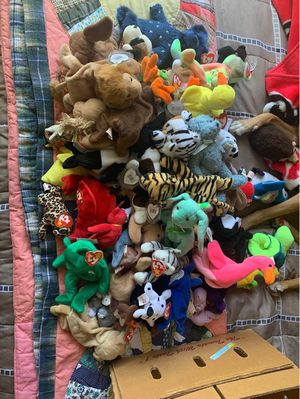 Beanie Baby Lot for Sale in Raleigh, NC