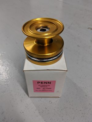 New Penn 7500 SS Spool With Drag Stack. for Sale in Miami, FL