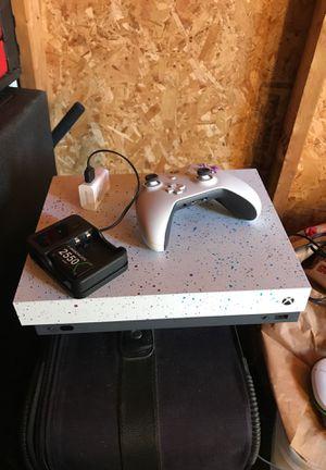 Xbox one x 2k20 edition for Sale in Carleton, MI