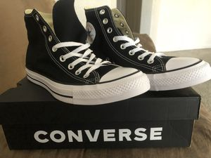 MENS size 9 brand new in box converse high tops for Sale in Chandler, AZ