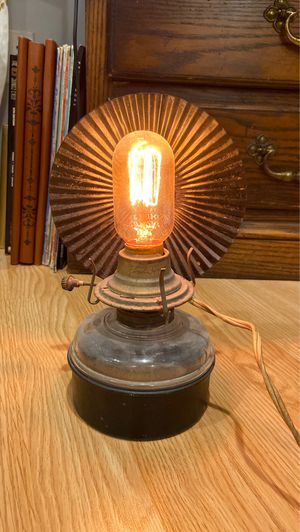 Vintage Edison Style Lamp for Sale in Glendale, CA