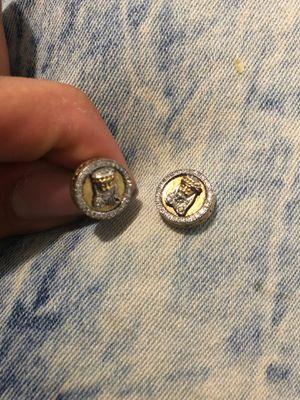 10k solid gold Jesus earrings for Sale in Tampa, FL